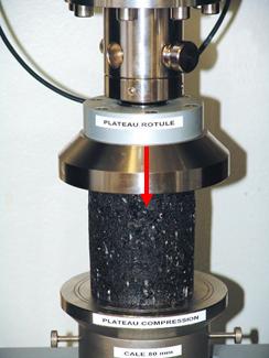 Test tenue à l'eau ITSR