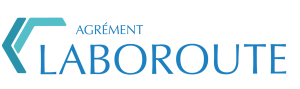 Logo Agrément LABOROUTE